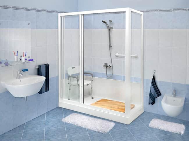 Trasformazioni vasca in doccia blog nova srl - Rinnovare la vasca da bagno ...