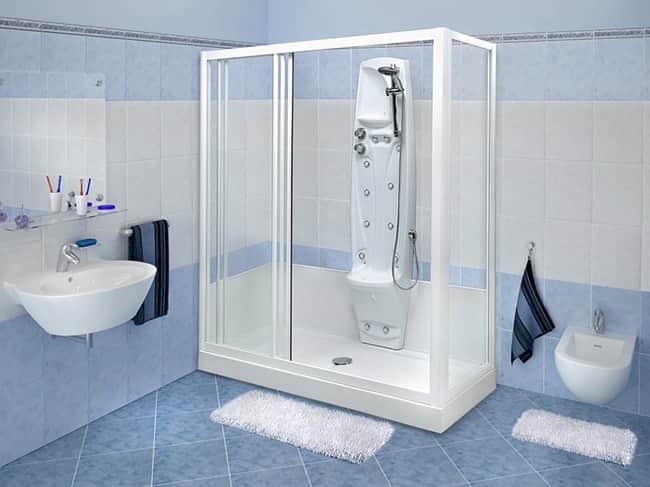 Da vasca a doccia una ventata di novit per il vostro - Rinnovare la vasca da bagno ...